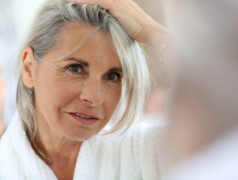 Cuidado com cabelos brancos por Gustavo Alves
