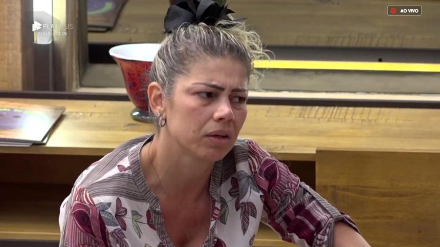 """Cátia Paganote detona Rafael e o compara com Nadja: """"Ele é mais afrontoso que ela"""""""