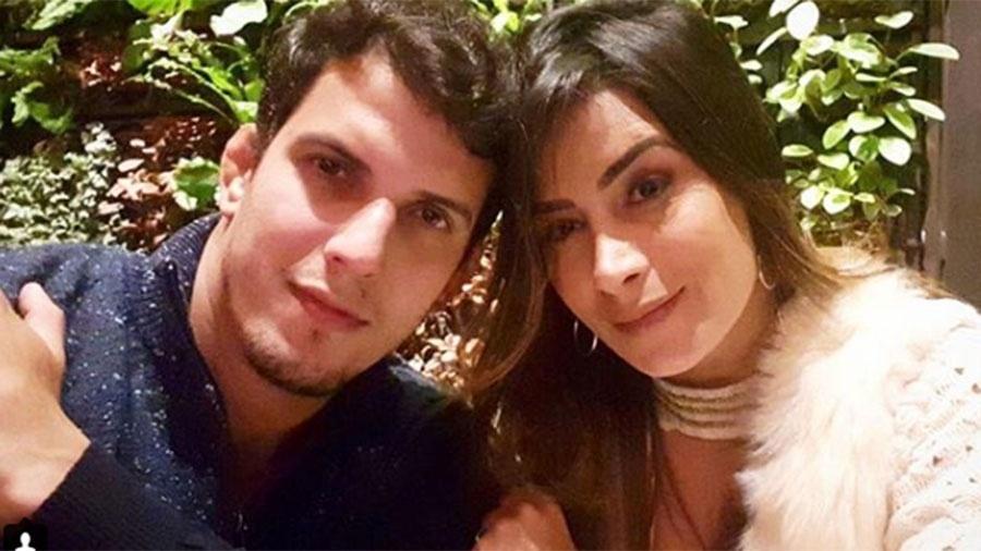"""Esposa de Felipe Sertanejo detona Nadja: """"Desequilibrada"""""""
