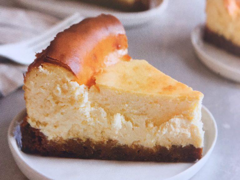 Cheesecake de abóbora da chef Ana Paula Novaes
