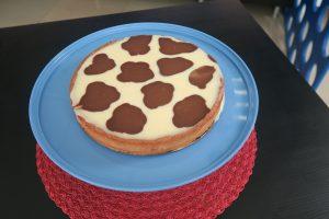 Torta Vaquinha da chef Ana Paula Novaes
