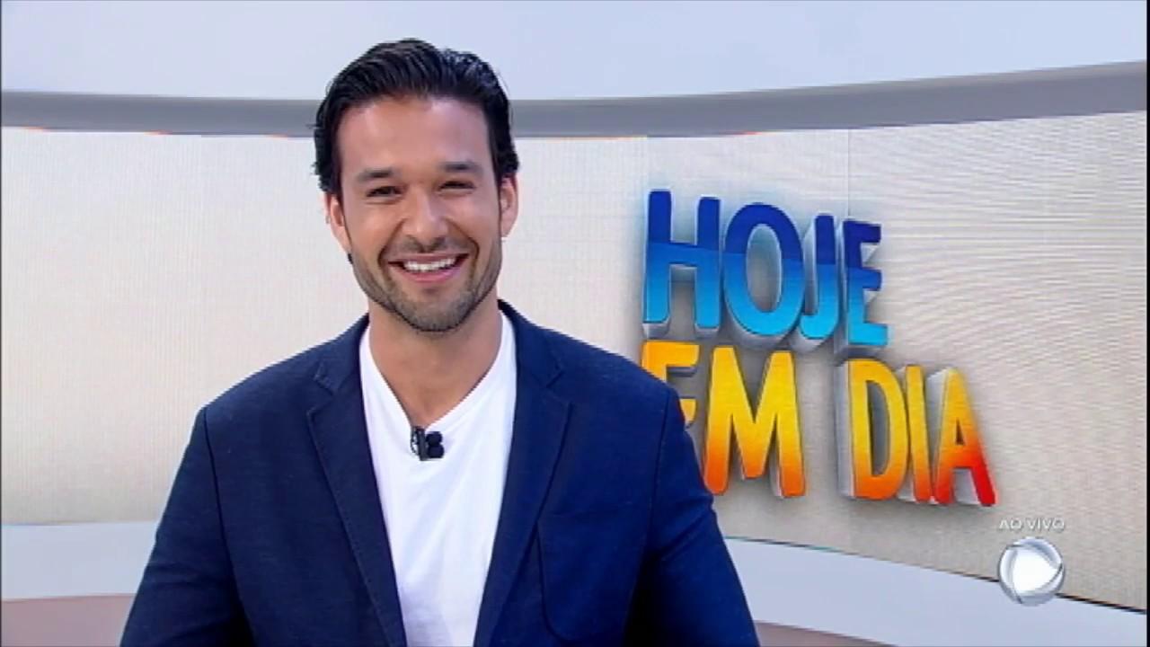 Ator deixa a profissão de lado e vai atrás de vaga de apresentador na Globosat