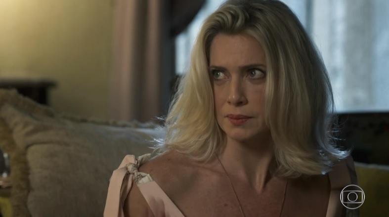 O Sétimo Guardião: Vaidosa, Marilda tomará atitude impensada, será flagrada pelada e reage