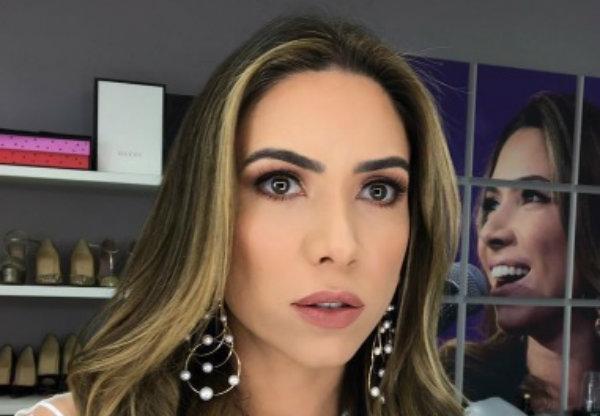 """Patricia Abravanel se desespera com situação de Silvio Santos e vai aos prantos: """"Onde vamos parar?"""""""