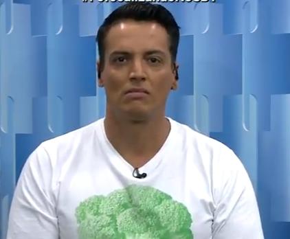 """Mileide Mihaile chama Leo Dias de """"viado e drogado"""", pede perdão e apresentador se pronuncia"""