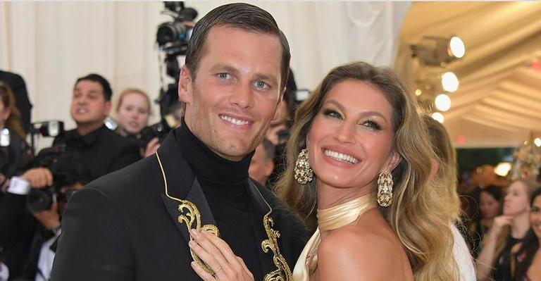 """Gisele Bündchen revela como conheceu Tom Brady: """"Todo mundo queria arrumar um namorado pra mim"""""""