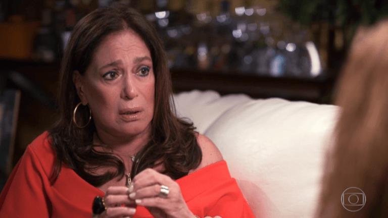 Susana Vieira entra em desespero na Globo com rumores da sua morte