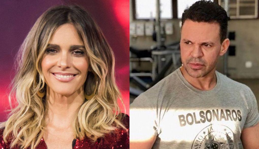 """Eduardo Costa se pronuncia e pede desculpas para Fernanda Lima: """"Fui babaca"""""""