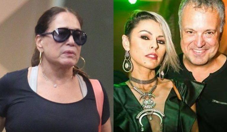 De minissaia, nora de Susana Vieira trata a atriz de forma inesperada