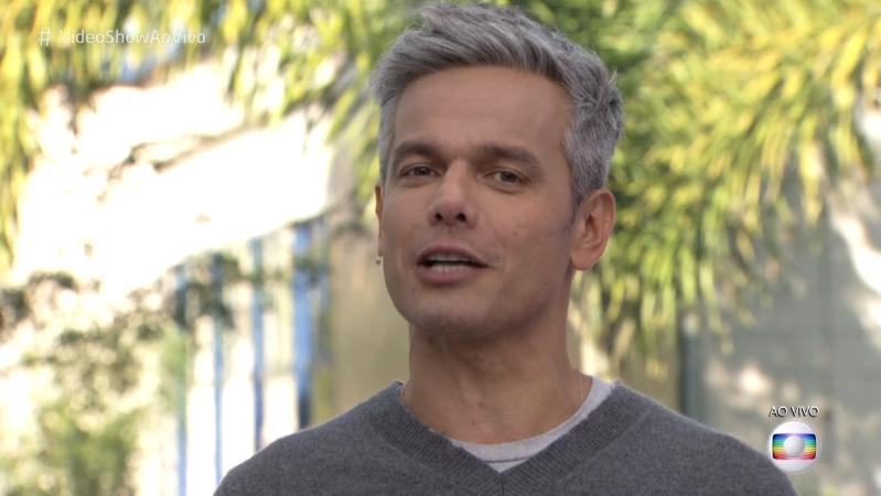 Otaviano Costa pega de volta personagem em programa da Globo