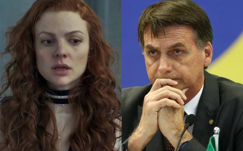 Globo surpreende e ataca Jair Bolsonaro na novela O Tempo Não Para