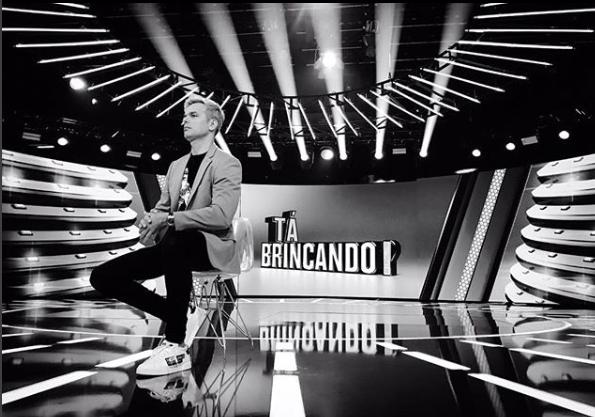 Otaviano Costa abre o jogo e revela como está sendo apresentar seu primeiro programa solo na Globo