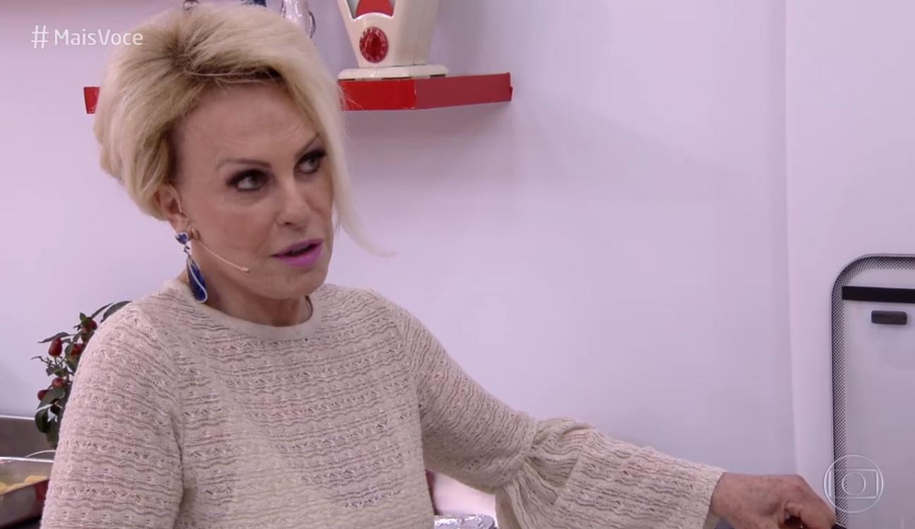 Ana Maria Braga dá dicas de pobreza extrema na Globo e é detonada