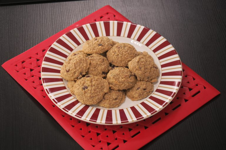 Biscoito de Natal: Cookies de frutas secas com especiarias do chef Ronaldo Kurita