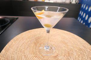Dry martini por Lucio Manosso