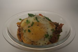 Lentilha ao molho de páprica com ervas da chef Aritana Maroni