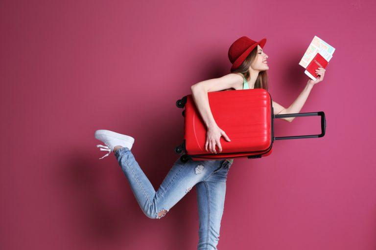 Dicas para montar a mala das férias!