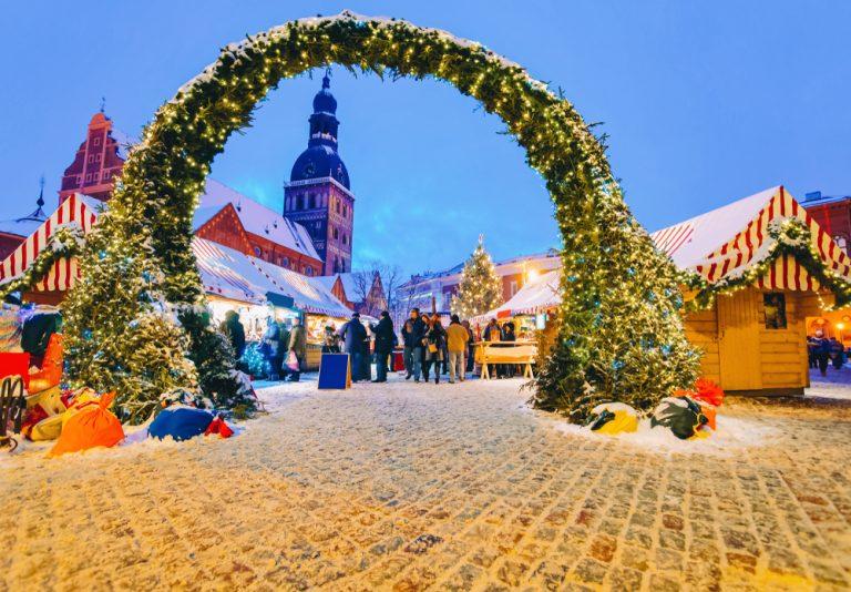 Comemorações do Natal em outros países