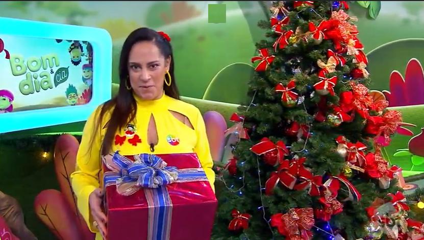 Silvia Abravanel se ausenta do Bom Dia & Cia e não revela o motivo
