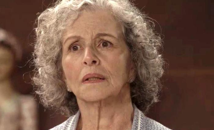 Espelho da Vida: Margot grita e se assusta ao ver retrato de Danilo