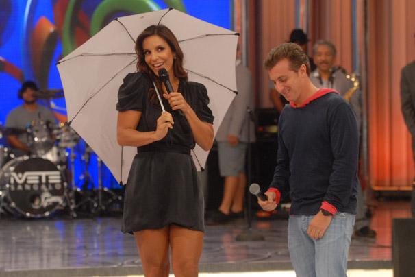 """Luciano Huck fala sobre relação com Ivete Sangalo, sua ex-namorada: """"Nossas histórias se cruzaram"""""""