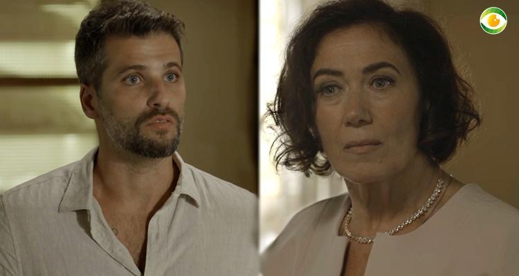 O Sétimo Guardião: Por morto, Gabriel enfrenta sua mãe Valentina