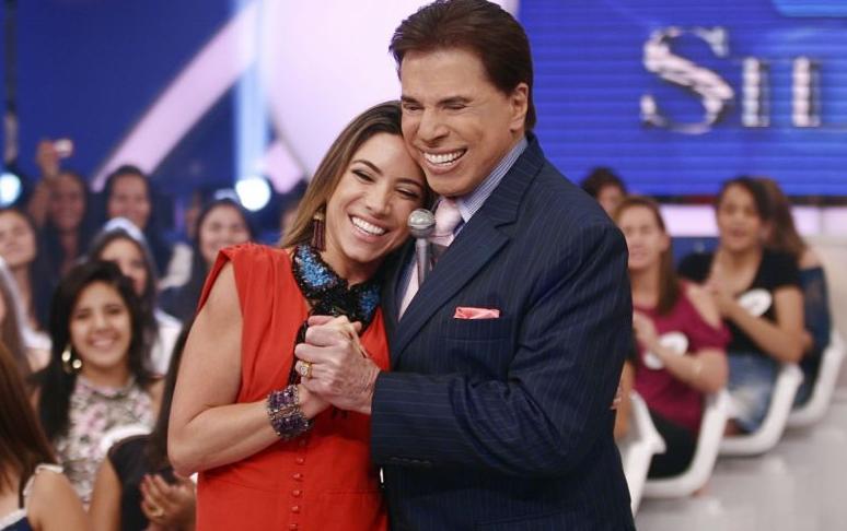 """Patrícia Abravanel fala sobre intimidade, revela que nunca foi a um motel e Silvio Santos rebate: """"Mente bem"""""""