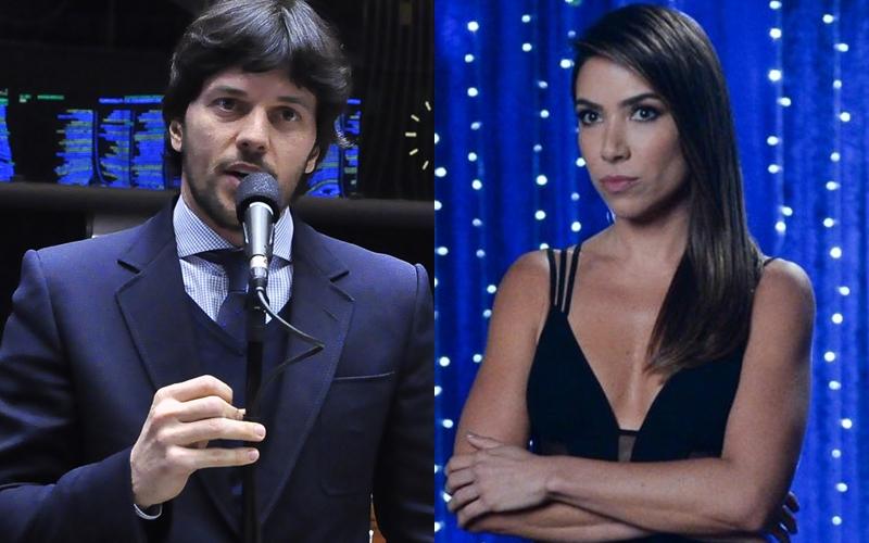 Silvio Santos insinua que marido de Patricia Abravanel tem outras mulheres pelo Brasil