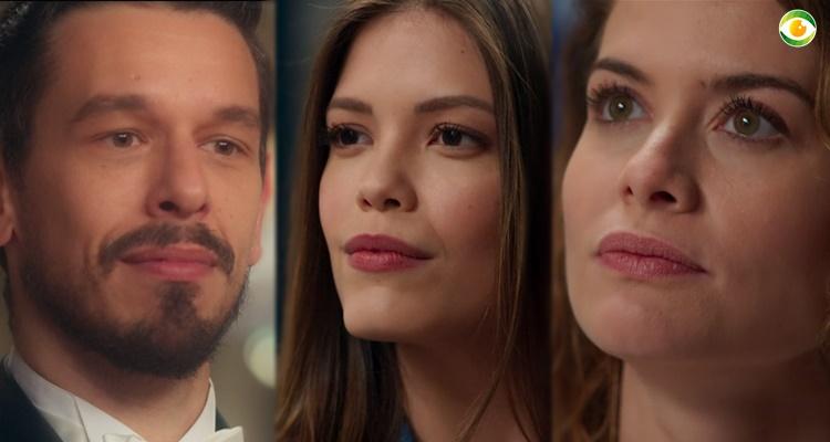 Espelho da Vida: Alain tem noite tórrida com Isabel, mas declara amor a Cris