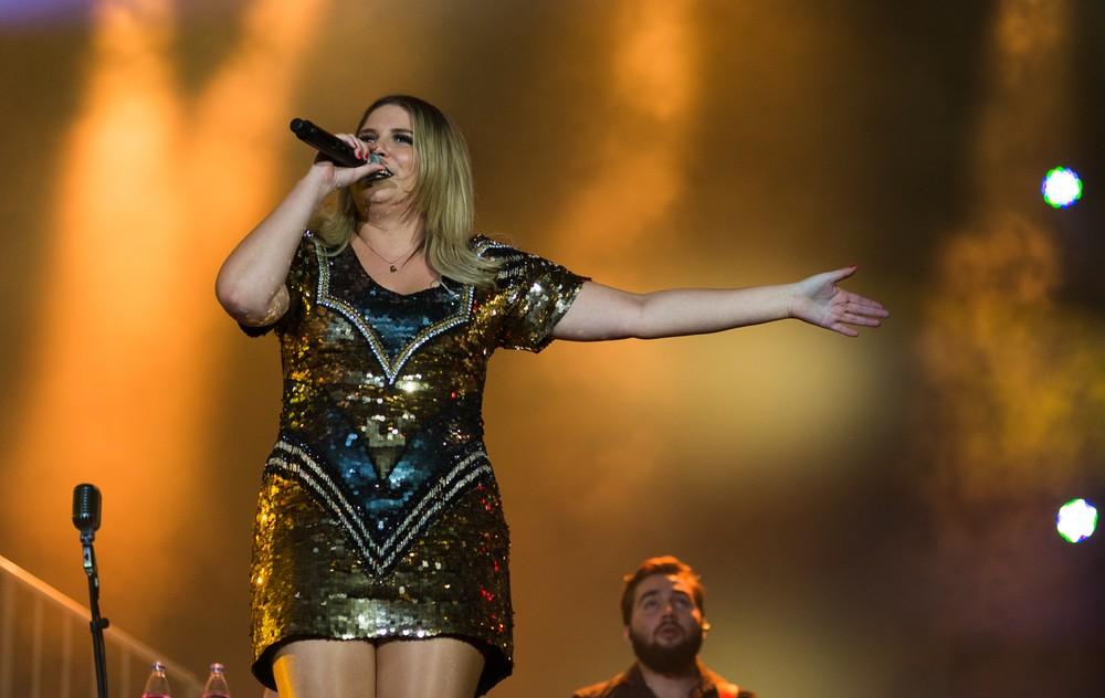 Marília Mendonça faz show surpresa em Campo Grande nesta terça-feira (11/12)