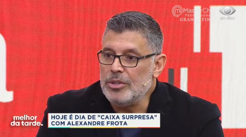 Alexandre Frota surpreende e confessa atração por pessoas do mesmo sexo