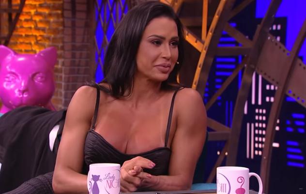 Gracyanne Barbosa conta que já fez sexo a três e revela suas posições favoritas
