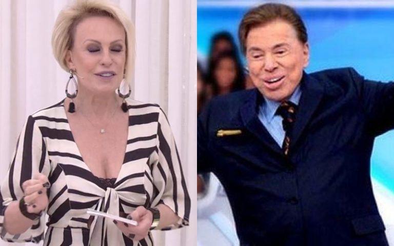 Ana Maria Braga quebra protocolo da Globo, homenageia Silvio Santos e faz revelação