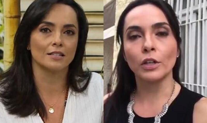 Jornalista demitida pela Globo por ficar doente revela tudo que sofreu na emissora