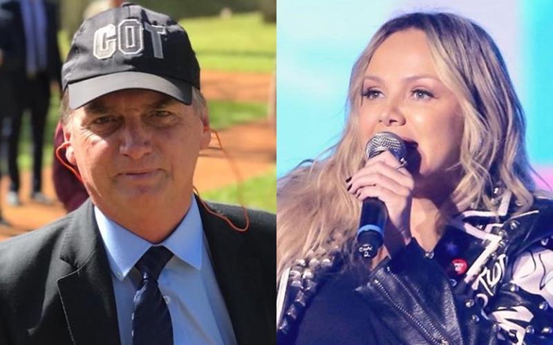 """Eliana começa a seguir Bolsonaro e desaponta os fãs: """"Que decepção"""""""