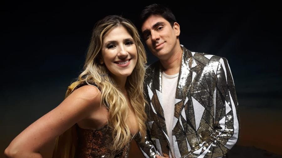 Após divórcio, Dani Calabresa e Marcelo Adnet irão apresentar programa na Globo