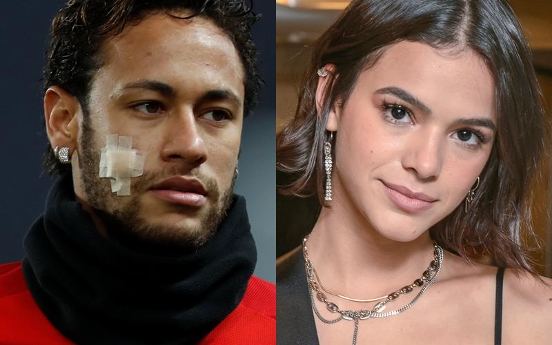 Bruna Marquezine quer esquecer o ano que passou ao lado de Neymar