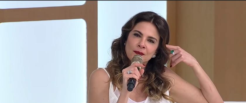 Luciana Gimenez choca ao mostrar foto antiga, internautas ficam confusos e apresentadora causa na web