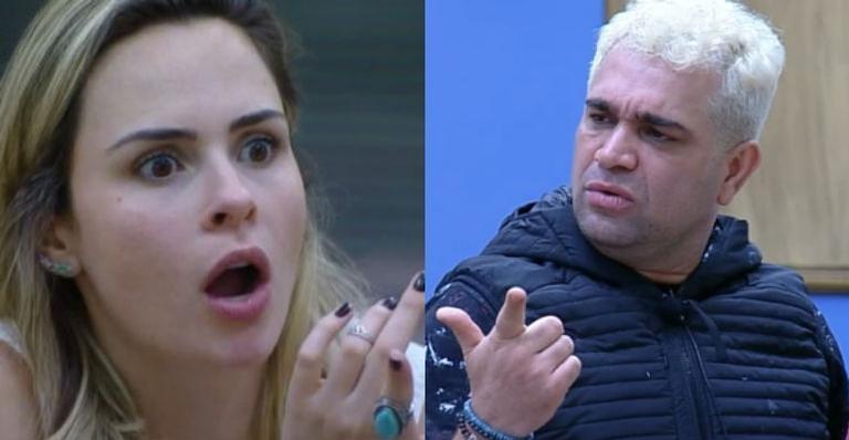 Após discutir com Evandro, Ana Paula Renault acusa o humorista por crime de calúnia e difamação