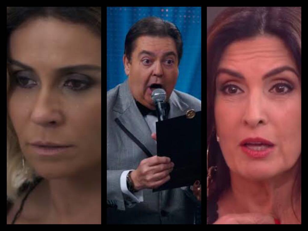Giovanna Antonelli, Faustão e Fátima Bernardes enfrentam pavor destruidor e lutam para superar o medo