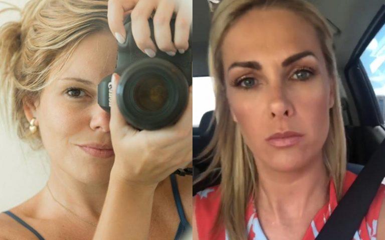 Ana Hickmann é ameaçada e mulher publica imagens assombrosas da apresentadora
