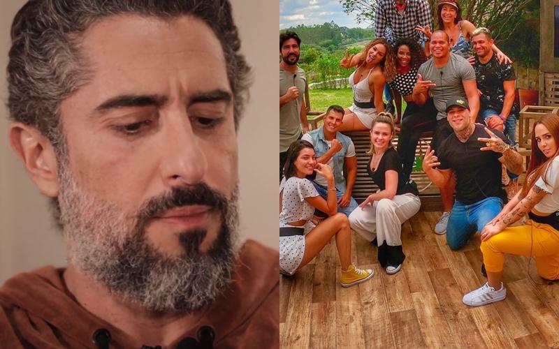 """Marcos Mion se revolta com atitude dos eliminados de A Fazenda: """"Atrapalharam o jogo"""""""