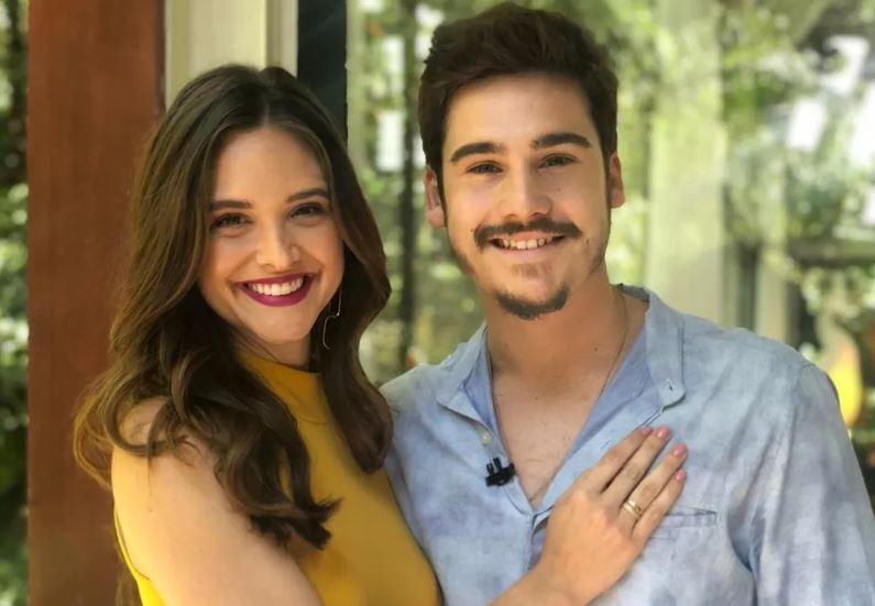 Juliana Paiva e Nicolas Prattes vão para Copacabana em lua de mel
