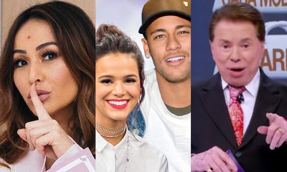 Bruna Marquezine, Neymar Jr, Sabrina Sato e Silvio Santos: Vidente revela o que vai acontecer com as celebridades em 2019