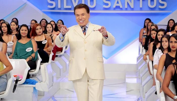 Silvio Santos adia gravação no SBT e é dúvida em festa de fim de ano