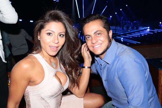É o amor! Thammy Miranda comemora cinco anos com Andressa Ferreira