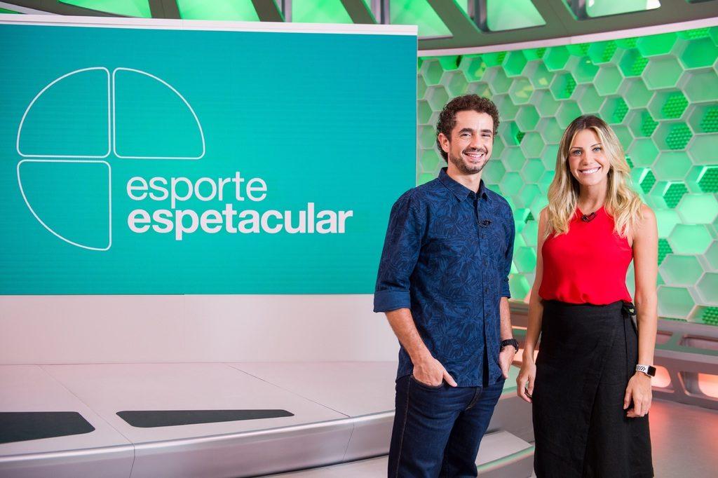 Bárbara Coelho substitui Fernanda Gentil e se torna a nova apresentadora do Esporte Espetacular