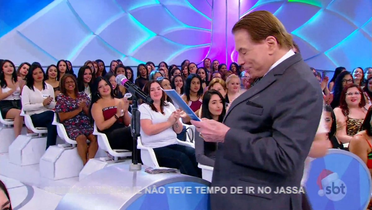 Após decretar fim de programa, Silvio Santos aparece irreconhecível e motivo é revelado em rede nacional