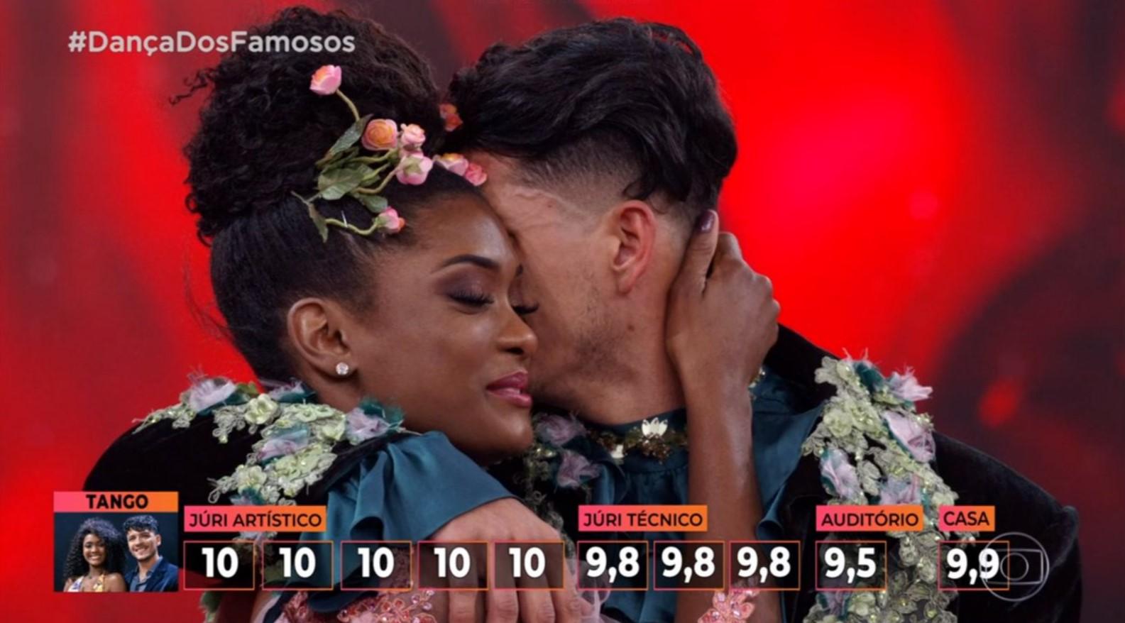 Público se revolta com a Dança dos Famosos e decreta superioridade de reality concorrente
