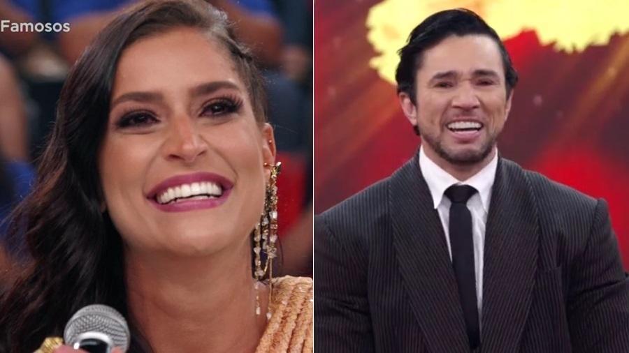 Campeã da Dança dos Famosos em 2017, Maria Joana cai no choro ao vivo e motivo impressiona